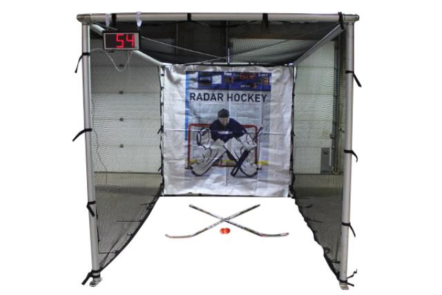 HOCKEY RADAR SLAPSHOT GAME