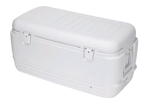 165 QT WHITE COOLER