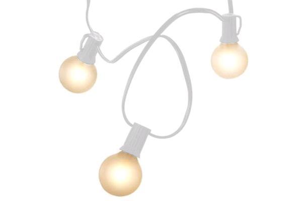 100' CAFE WHITE LIGHTS