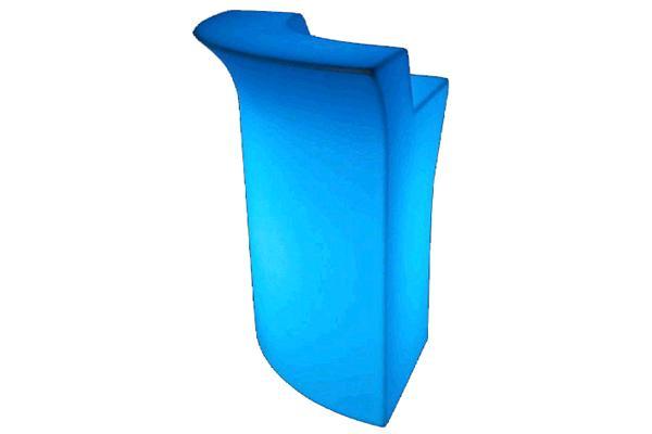 CORNER LED PLASTIC BAR