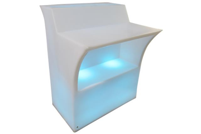 RECTANGULAR LED PLASTIC BAR