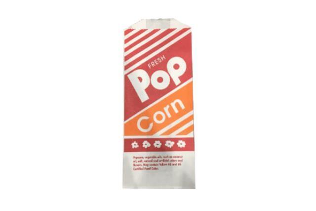 SMALL (100) POPCORN BAGS