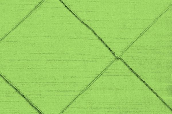 PINTUCK APPLE GREEN NOVA LINEN