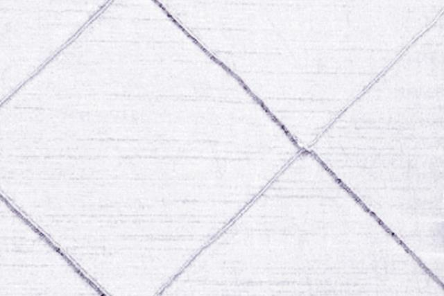 WHITE PINTUCK NOVA RUNNER, 120