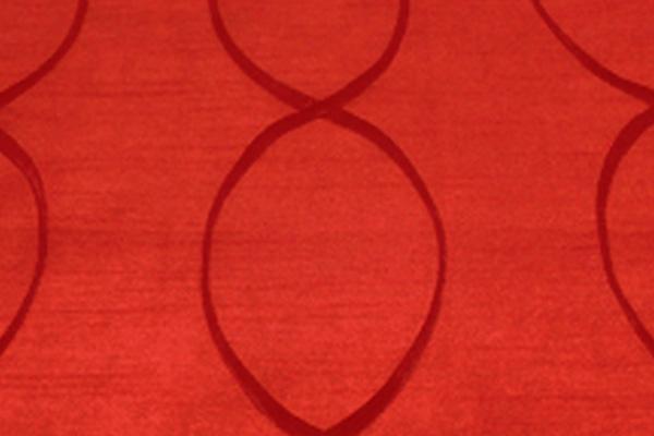 INFINITY BRIGHT RED NOVA LINEN