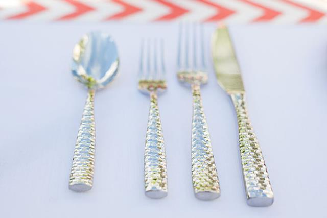 LUCCA SILVER, TABLE FORK