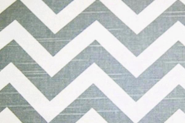 COOL GREY CHEVRON RUNNER, 120