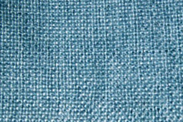 BLUE BURLAP LINEN