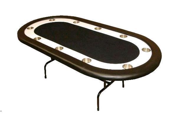 DELUXE POKER TABLE