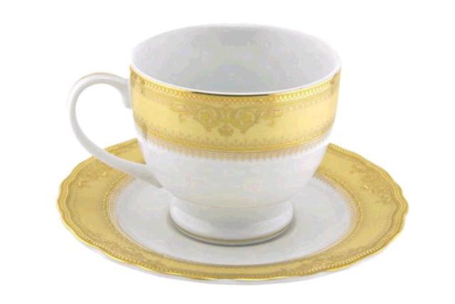 VANESSA GOLD TEACUP