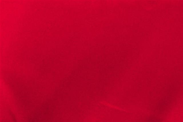 HOLIDAY RED POLY NAPKIN