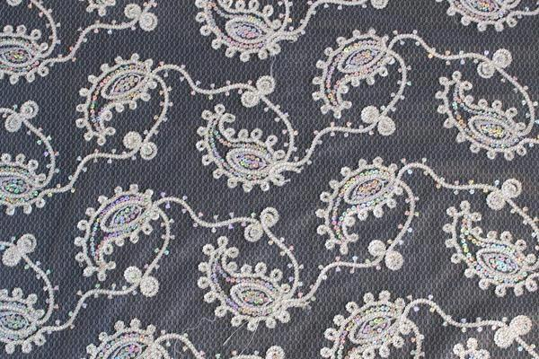 SILVER COCO SEQUIN RUNNER 108